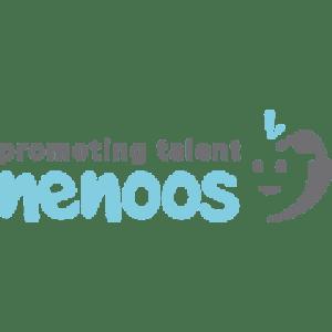 Nenoos Logo (English version)